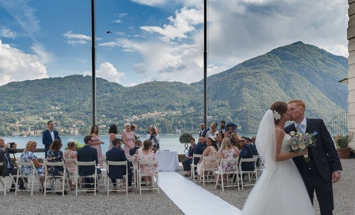 Weddings at Villa Carlotta