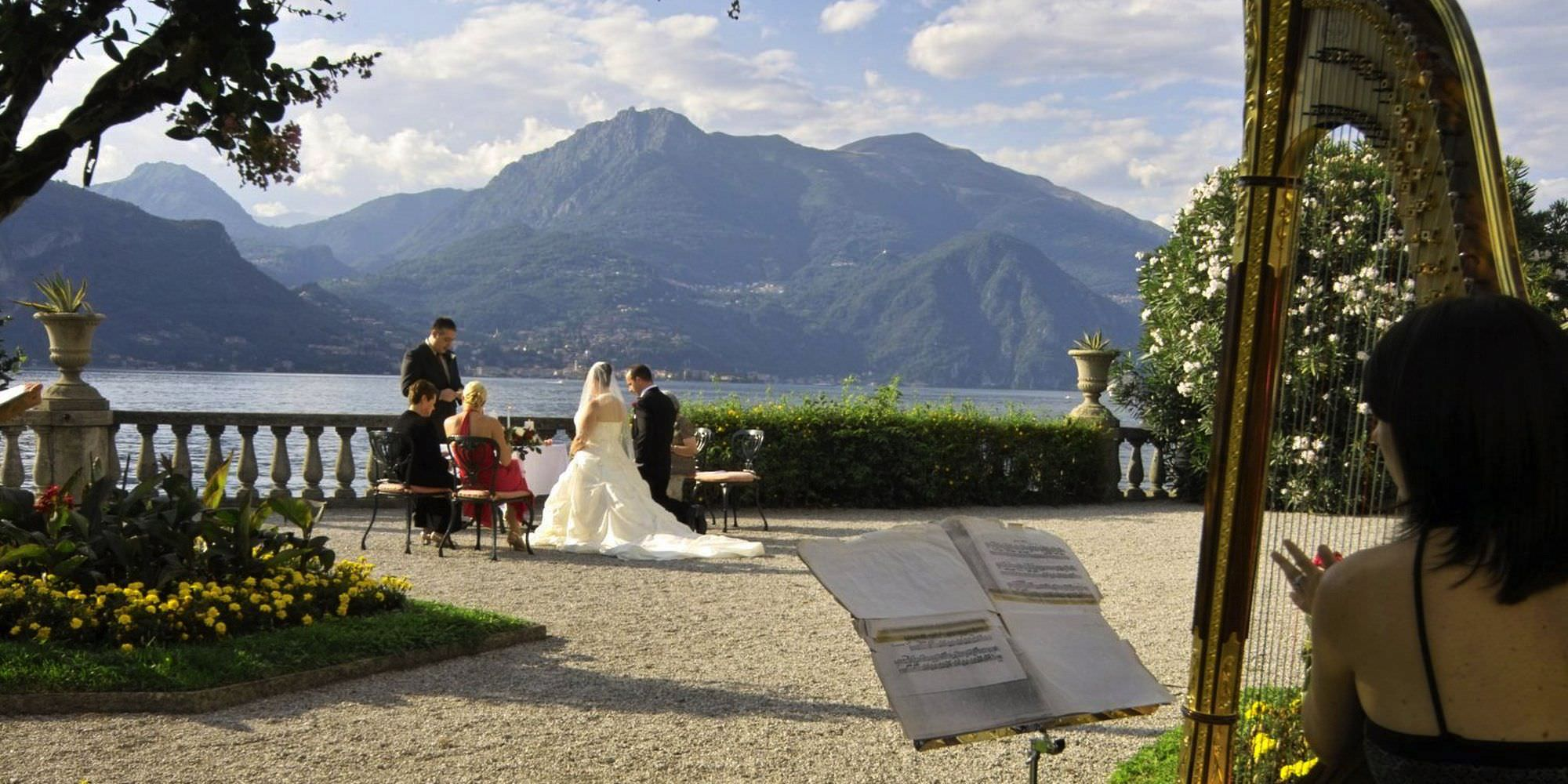 Lake Como Weddings Italy Wedding Locations