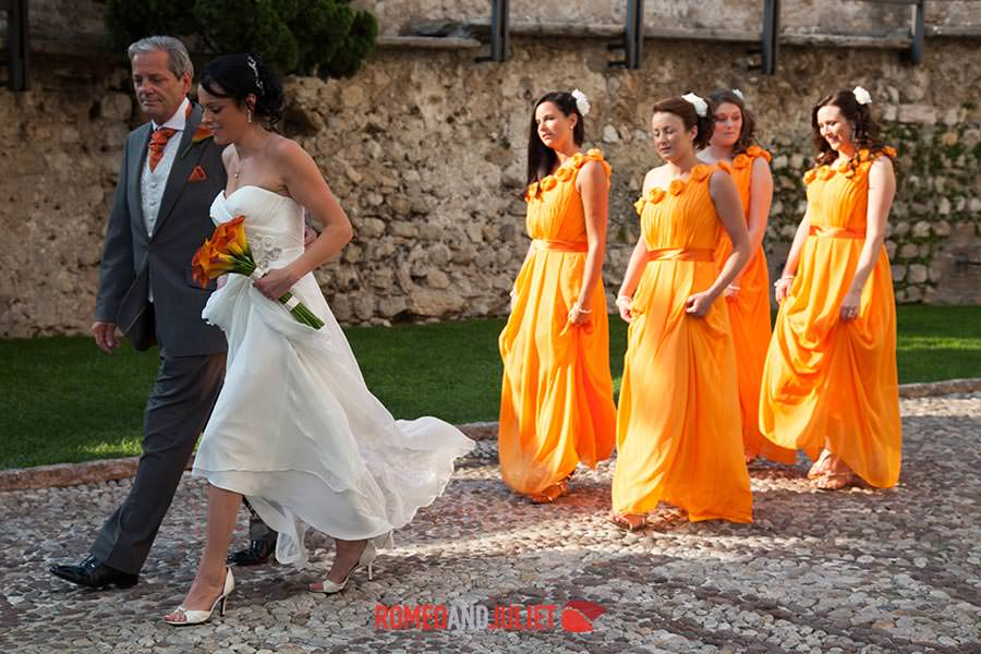 Malcesine castle weddings malcesine lake garda italy wedding malcesine wedding procession junglespirit Images