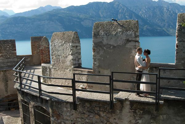 Malcesine Castle weddings