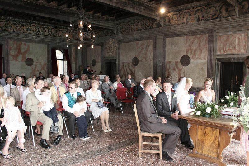 Palazzo Capitani wedding