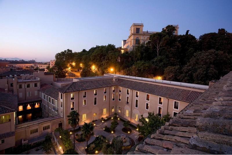 Baroque convent hotel