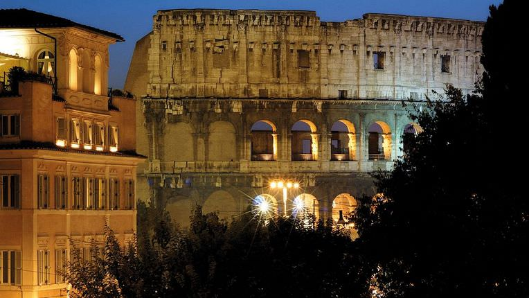 Coliseum wedding rome italy wedding locations for Day office roma
