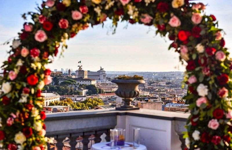 Wedding Hotel Rome