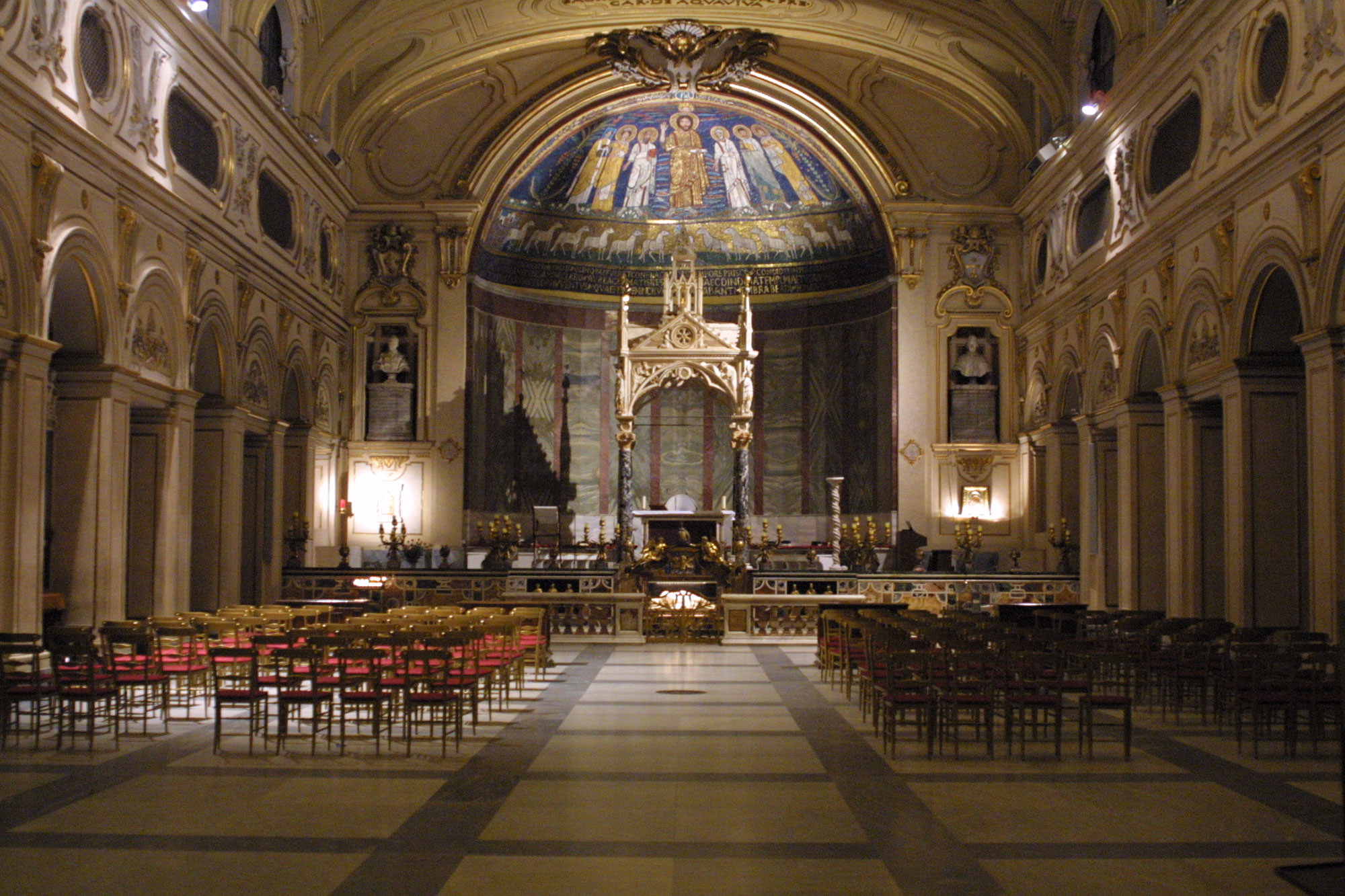 Golden Church Rome Church Wedding Rome Italy Wedding