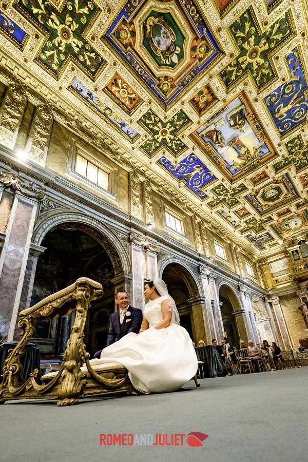 irish catholic weddings in rome - photo#26