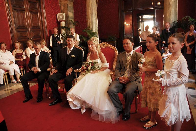 Campidoglio wedding