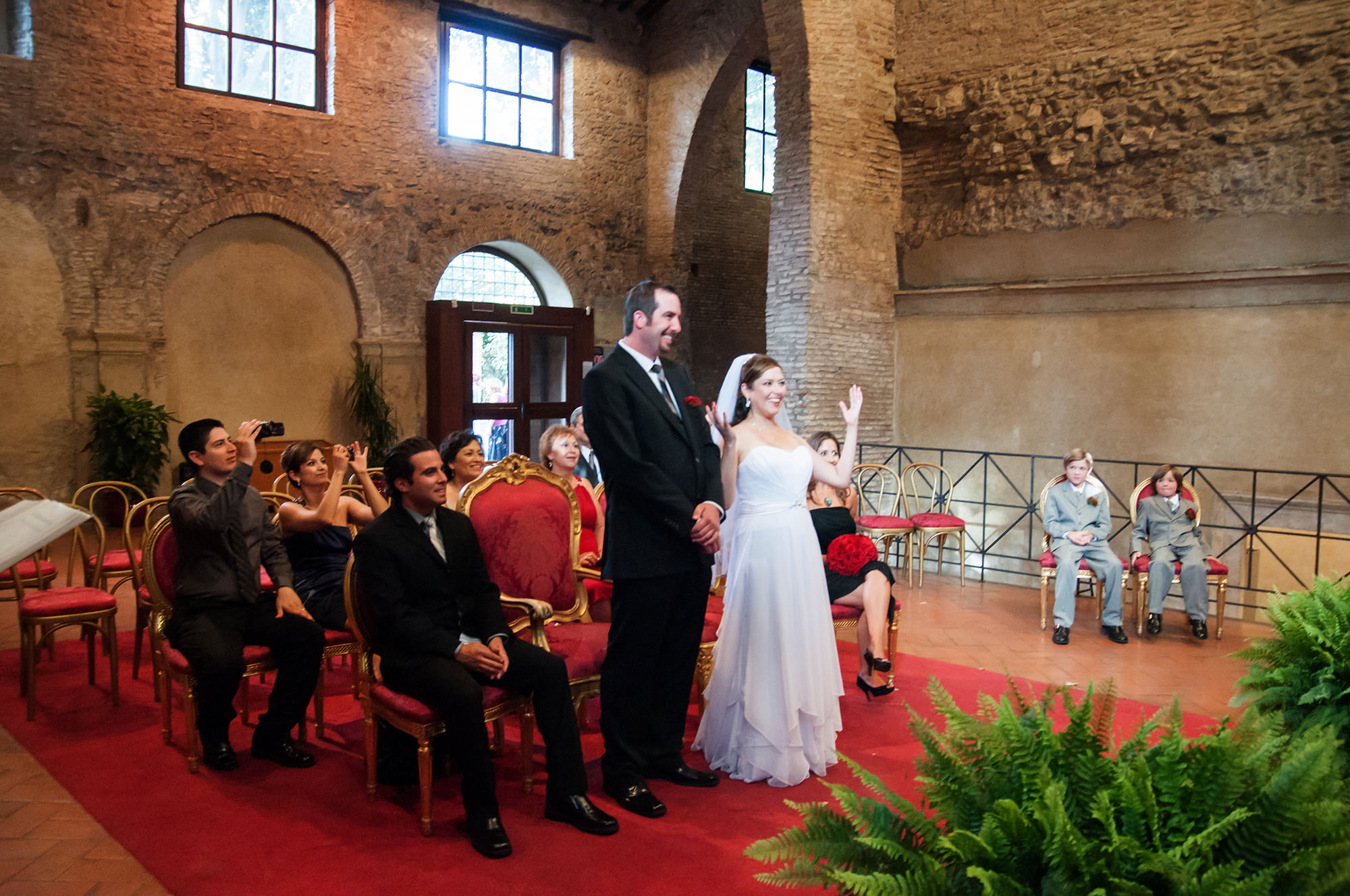 Caracalla Wedding Hall Rome