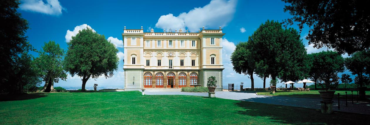 Villa Grazioli Rome Weddings