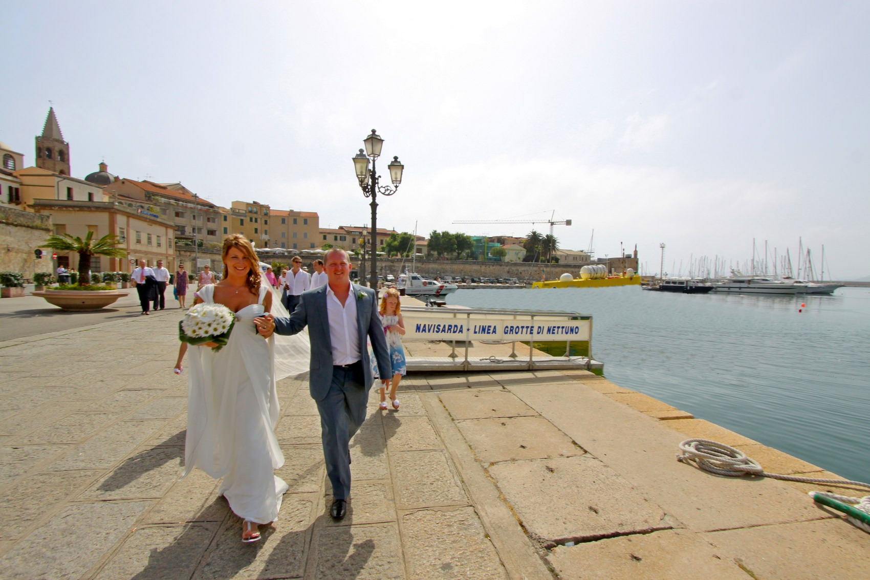 wedding planner alghero