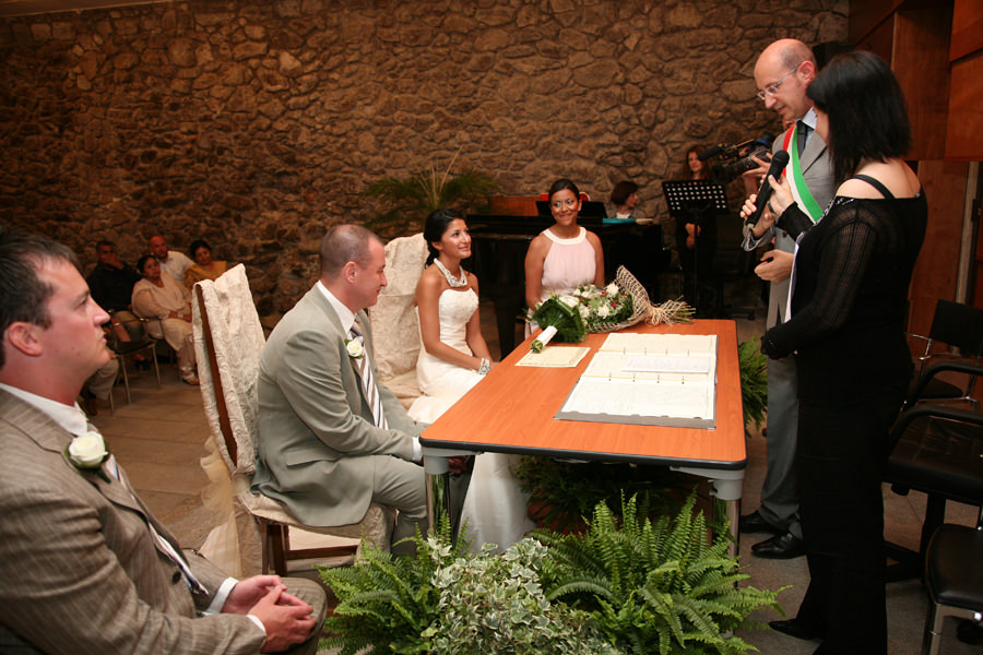 Castelsardo Civil Wedding