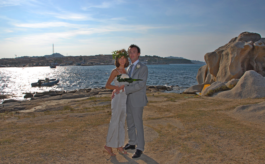 Palau wedding