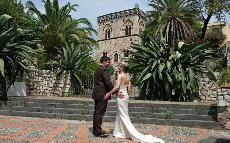 Civil Wedding Sicily