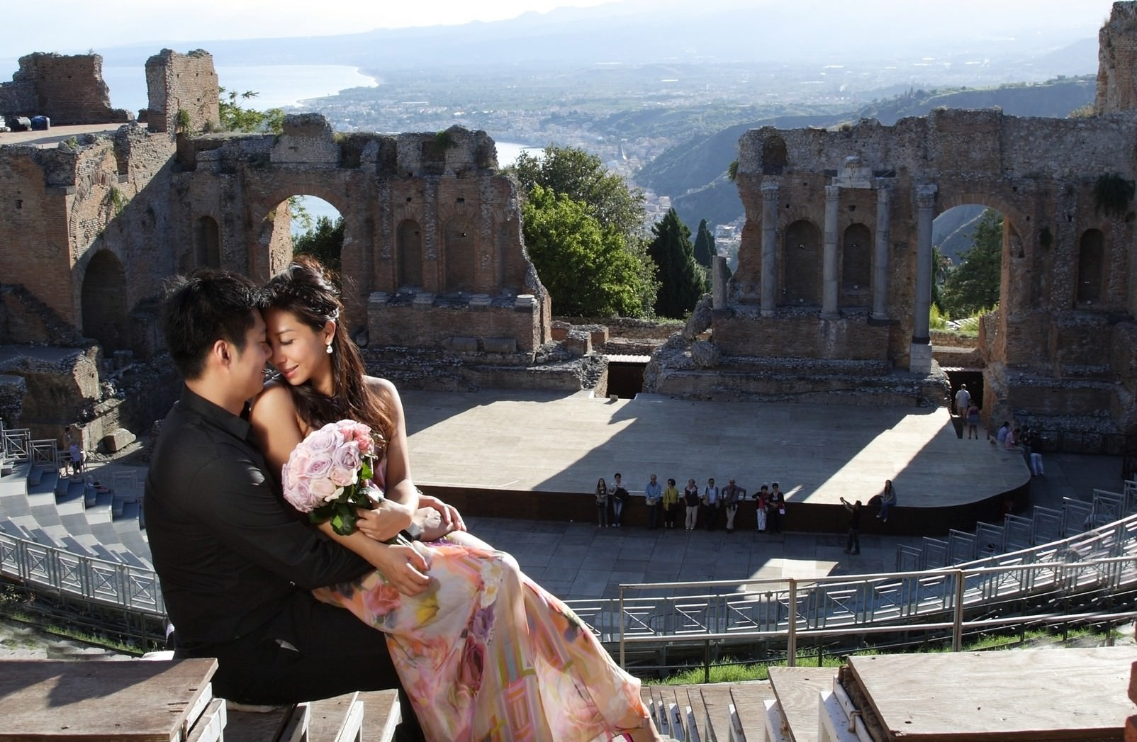 wedding in sicily italy