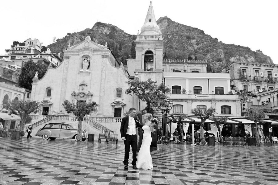 Catholic Weddings in Taormina