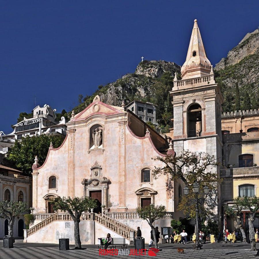 Catholic Weddings In Taormina Taormina Sicily Italy