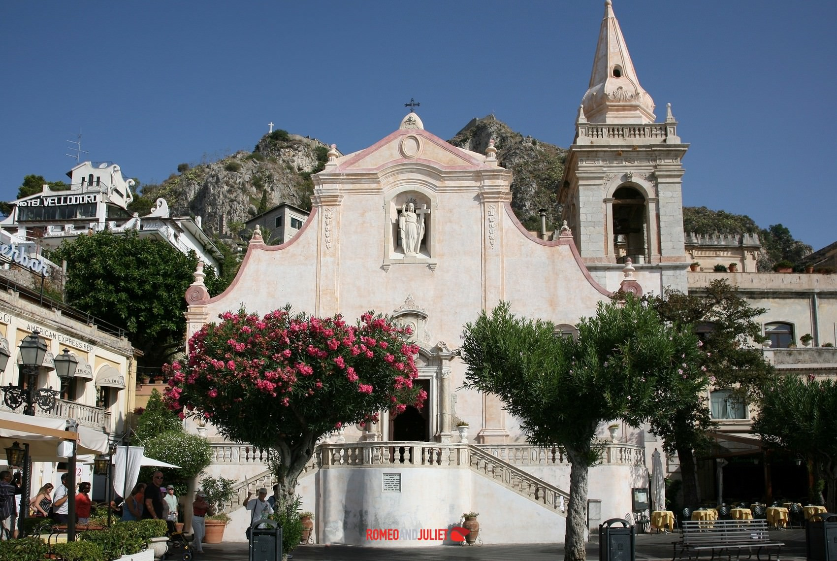 taormina church wedding