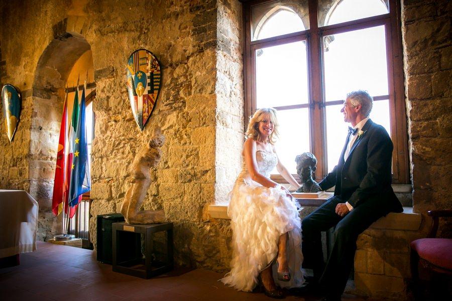 Civil Wedding in Taormina