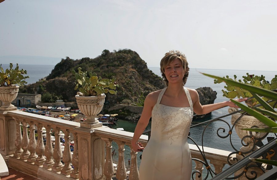 Wedding in Taormina