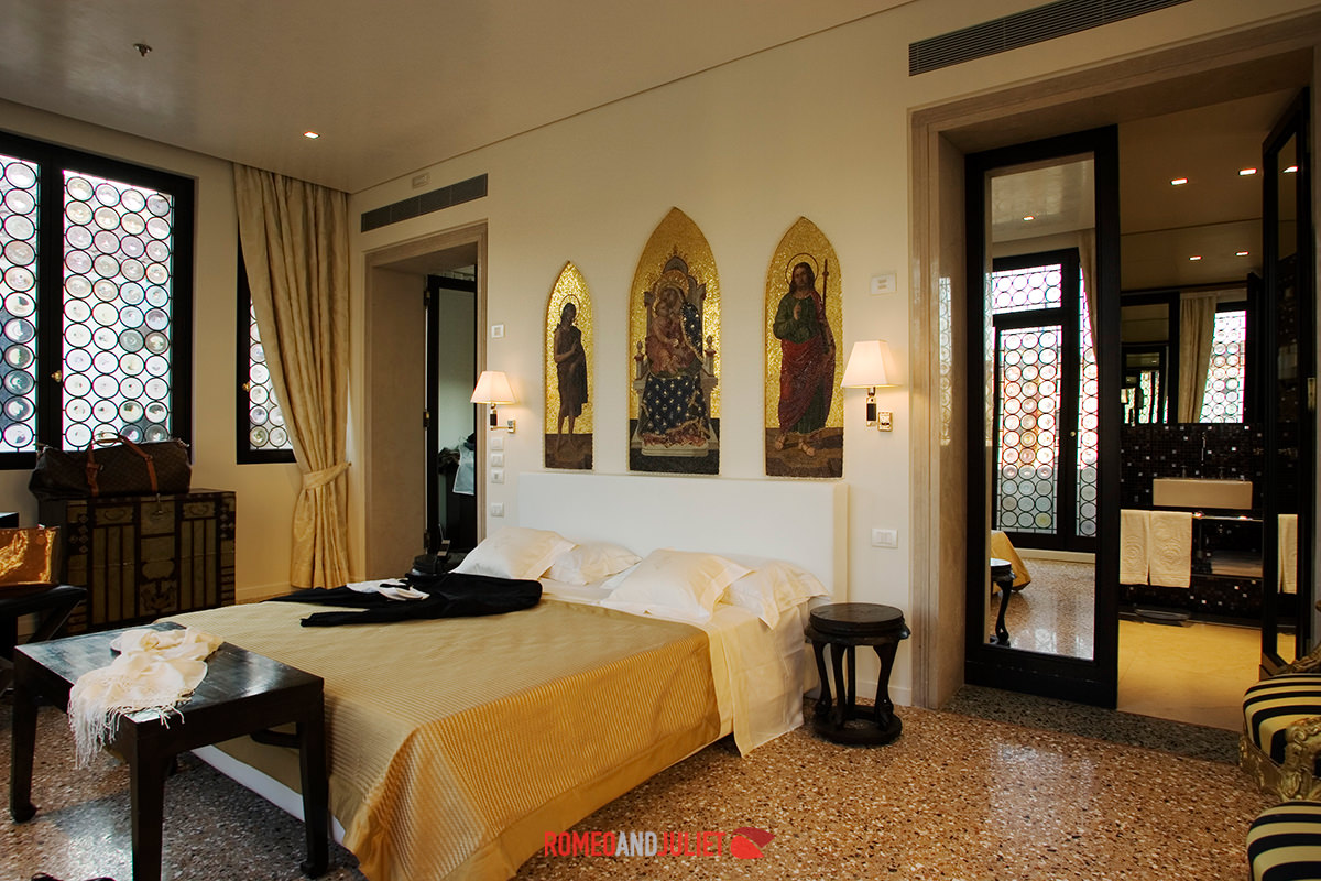 Design hotel venice italy wedding locations for Design hotel venise