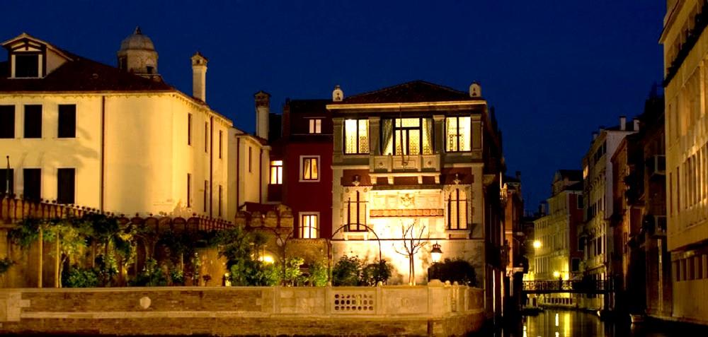 Design hotel venice italy wedding locations for Designhotel italien