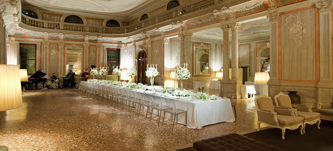 Grand Canal Hotel Weddings