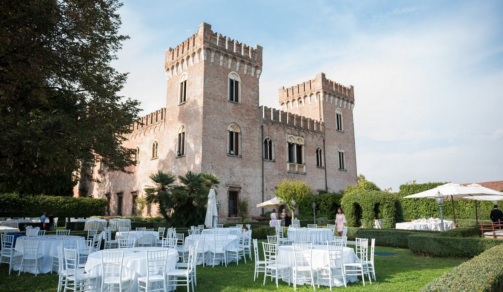 Castle Weddings near Verona