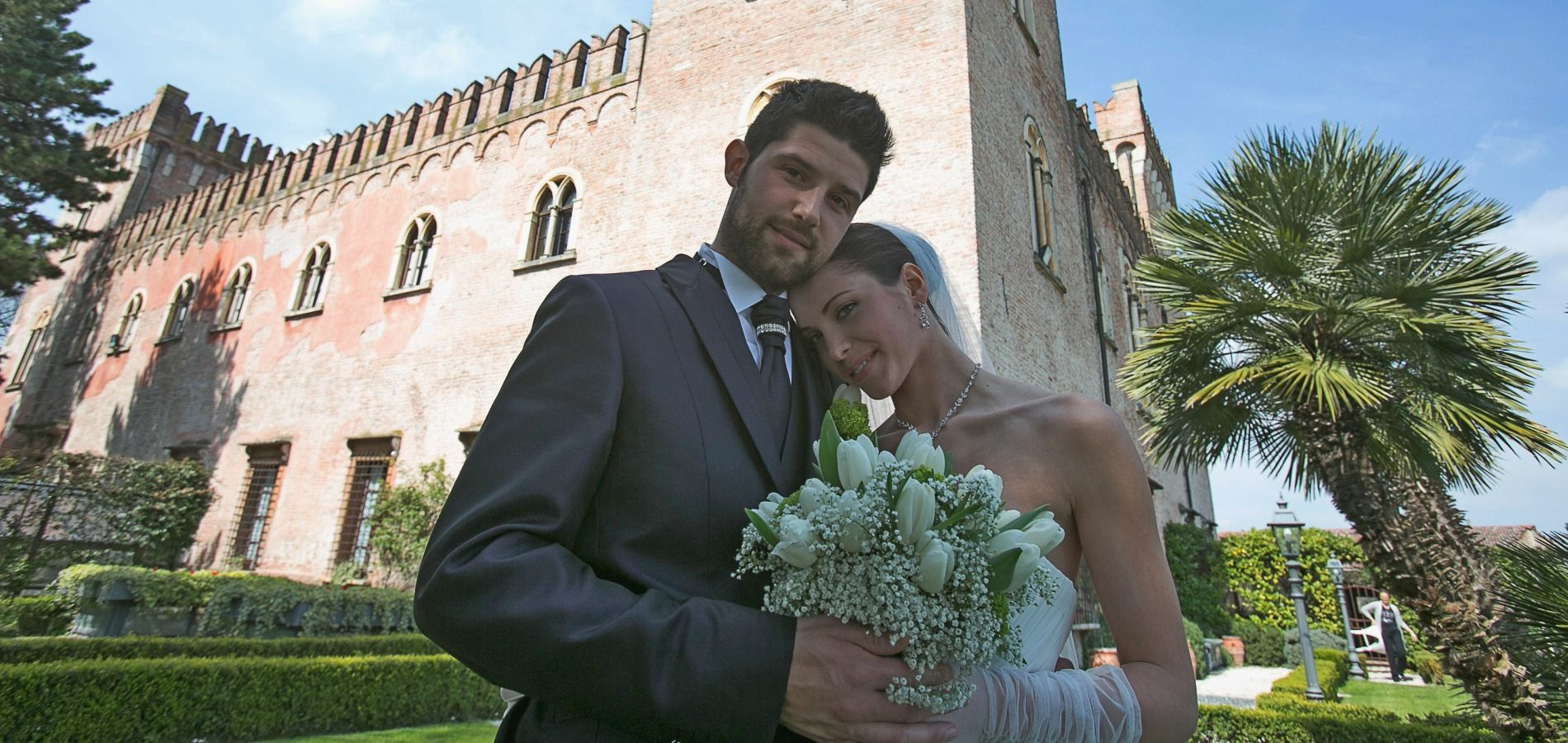 Verona Castle Wedding